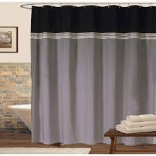 Purple And Brown Shower Curtain Terra Shower Curtain Walmart Com