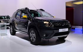 renault duster 4x4 2015 dacia duster and sandero black air touch two romanian surprises