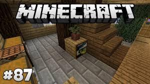 Minecraft Interior Design by Plant Pots Interior Design Survival In Minecraft 1 4 2 87