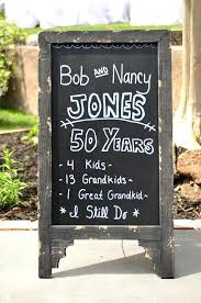 50th anniversary ideas 50th anniversary party ideas decorations biddle me