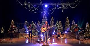 Church Lighting Design Ideas Criss Crossed Christmas Church Stage Design Ideas