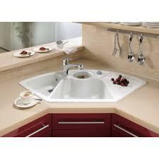 find the right corner kitchen sink material designforlife u0027s
