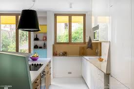 cuisine cote maison de l air frais pour ce grand espace de vie maéma architectes côté