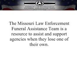 Funeral Assistance Programs Mo Le Funeral Team Powerpoint