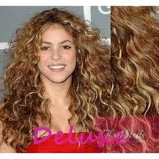 curly clip in hair extensions 20 50cm deluxe curly clip in human remy hair mixed