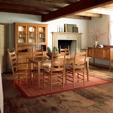 Shaker Dining Room Chairs Classic Shaker Dining Chairs Solid Wood Amish Dining Room And
