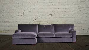 Velvet Sectional Sofa Velvet Sofa With Chaise Okaycreations Net