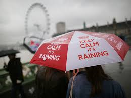 rainy weather does not make you sad claims behavioural expert