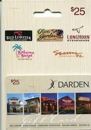 longhorn gift cards free 25 00 gift card for lobster olive garden longhorn