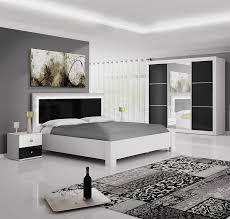 chambre adulte complete chambre adulte complète design laquée et blanche florencia