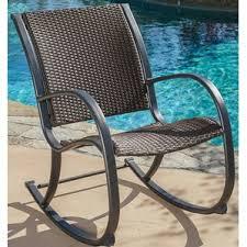 Outdoor Patio Rocking Chairs Patio Rocking Chairs U0026 Gliders You U0027ll Love Wayfair