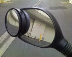 Blind Spot Mirrors For Motorcycles Modern Vespa Blind Spot Less Mirrors Aspherical Do They