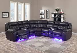 leather corner recliner sofa furniture home vancouver black leather corner sofanew design