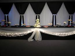 wedding backdrop tulle need backdrop help bees weddingbee