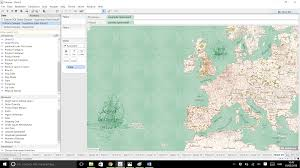 In And Out Map How To Add A Map From Mapbox To Tableau The Data