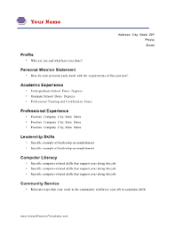 What Is An Academic Resume Download Academic Resume Examples Haadyaooverbayresort Com