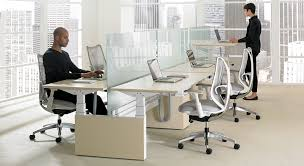Teknion Conference Table Height Adjustable Tables