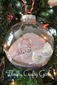 baby s 1st ornaments you can make updated