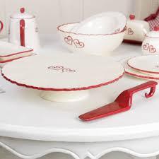 ceramic cake stand singapore 3 tier black striped white and