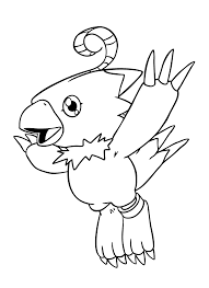 digimon coloring pages renamon coloring pages ages