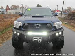 Toyota Tacoma Double Cab Long Bed 2015 Toyota Tacoma Trd Pro Sport Sr5 V6 4x4 Double Cab Long Bed