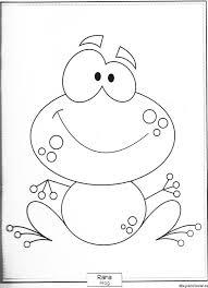 imagenes de un sapo para dibujar faciles dibujos faciles de ranas cmo dibujar una rana para nios paso a paso