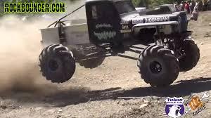 monster truck mud racing mega truck vs rock bouncer hill climb u2013 speed society