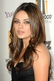 Best Natural Highlights For Dark Brown Hair Brown Hair Color With Honey Blonde Highlights Hairstyles 2014 13