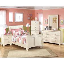 Ashley Furniture Porter Bedroom Set by Cottage Retreat Twin Sleigh Bed By Ashley Furniture B213 6263
