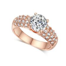 women jewelry rings images Vintage anillos rose gold 585 color zircon fashion jewelry rings jpg