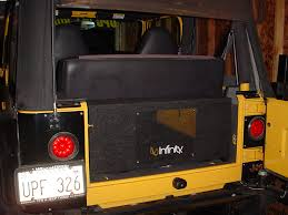 jeep wrangler speaker box help in 97 wrangler install ideas car audio diymobileaudio com