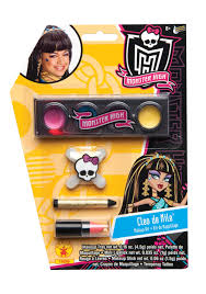 Halloween Costumes Monster High by Cleo De Nile Makeup Kit