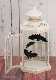 cheap decorations easy bat aviary onecreativemommy