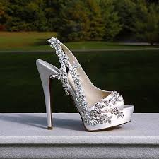 wedding shoes heels best 25 wedding high heels ideas on gold shoes