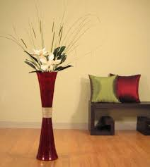 Tall Red Vases Cheap Cheap Tall Vase Floral Arrangements Find Tall Vase Floral