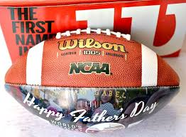 engraved football gifts the best s day gifts for football fans