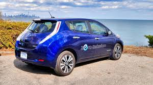 nissan leaf 2017 2017 nissan leaf sl test drive review