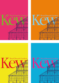 Royal Botanic Gardens Kew by Brand New New Logo And Identity For Royal Botanic Gardens Kew By