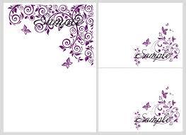 plain wedding invitations plain wedding invitation kits sunshinebizsolutions