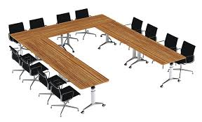 Folding Conference Tables Movable Conference Table