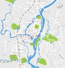 China Map Cities by Guilin Maps Guilin City Center Map