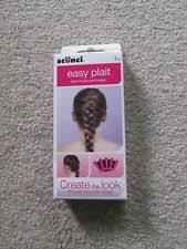 scunci easy plait scünci hair accessories for women ebay