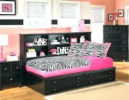 twin bed with drawers and bookcase headboard twin bed with storage drawers lesdonheures com