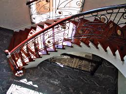 traditional projects new york stairs spiral classic railings