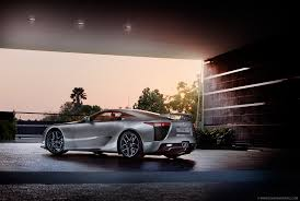 lexus is jalopnik so this lexus lfa looks damn incredible