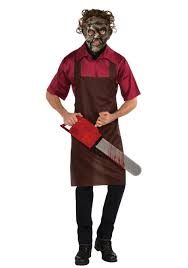 leatherface costume classic leatherface costume