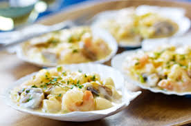 cuisine coquille st jacques coquilles jacques seafood saints recipes and