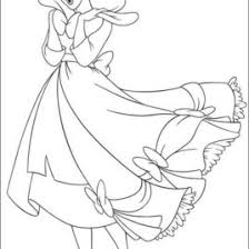 coloring pages disney cinderella archives mente beta most