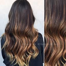 tiger eye hair trend balayage color hair goals pinterest