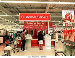 Desk Outlet Store Customer Service Desk Shop Stock Photos U0026 Customer Service Desk